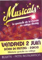 Musicals - Concert des Collèges