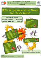 F�te du Jardin et de la Nature - March� du Terroir
