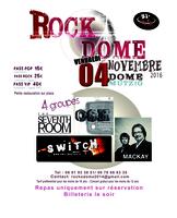ROCK AU DOME